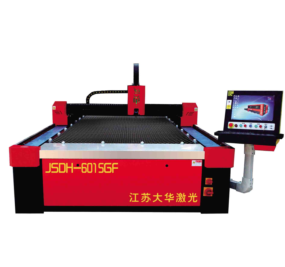 JSDH 6015GF 1000W光縴激光切割機