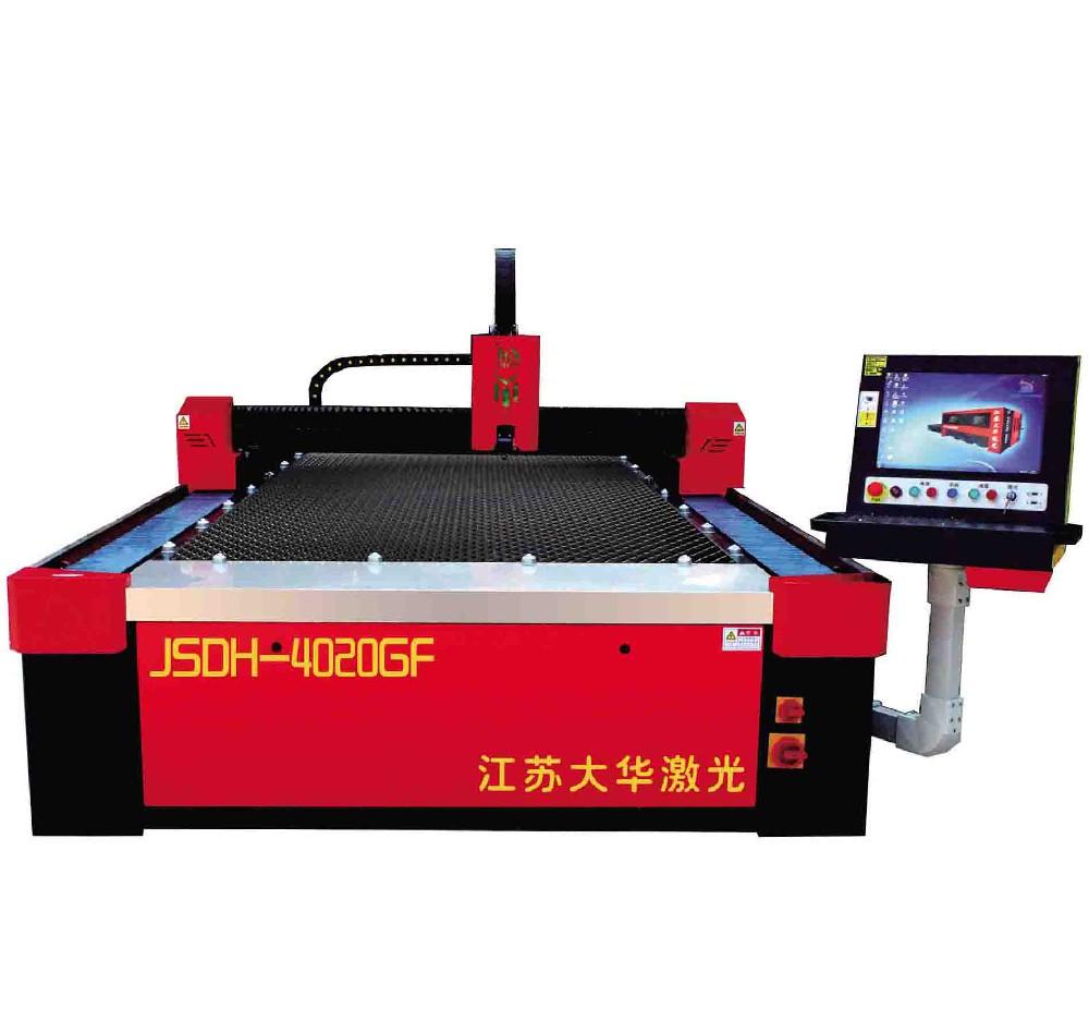 JSDH 4020G 300W-2000W光縴激光切割